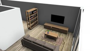 Advies over interieur